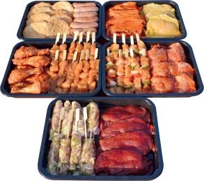 Barbecue Hoogwoud Compleet